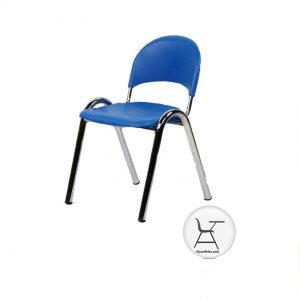 صندلی فایبرگلاس